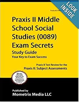 Praxis Middle Level Social Studies Study Guide