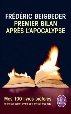 Premier Bilan Apres L Apocalypse