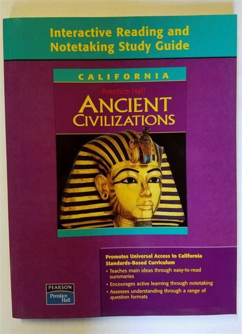 Prentice Hall Ancient Civilizations Study Guide