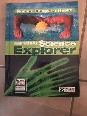 Prentice Hall Science Explorer Study Guide