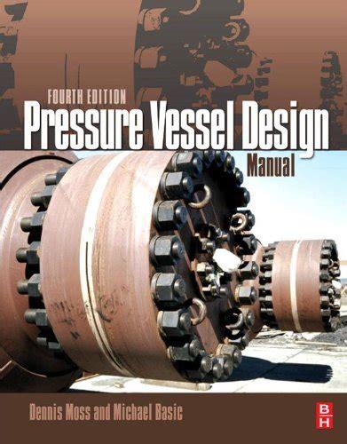 Pressure Vessel Design Manual English Edition