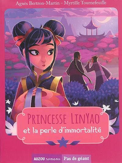 Princesse Linyao Et La Perle Dimmortalite