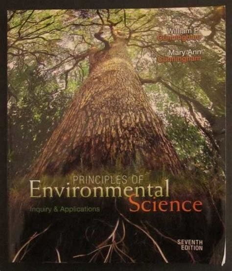 Principles Of Environmental Science 7th Edition And