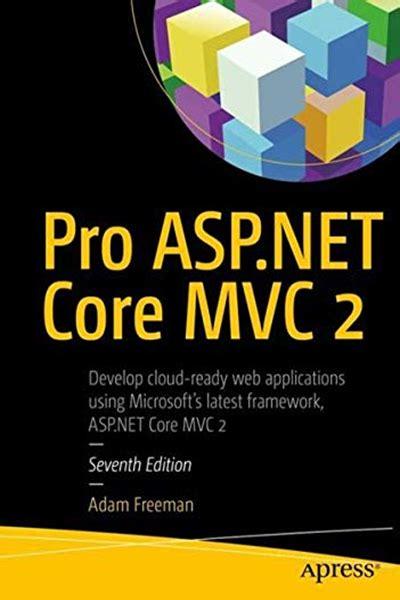 Pro ASP.NET Core MVC