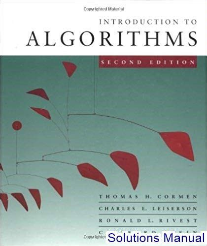 Problems On Algorithms Second Edition Solutions Manual