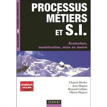 Processus Metiers Et Systemes D Informations Evaluation
