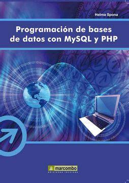 Programacion De Bases De Datos Con Mysql