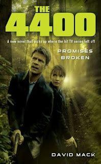 Promises Broken (The 4400, #4)