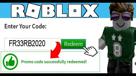 3 Secret Of Promo Code That Gives Robux