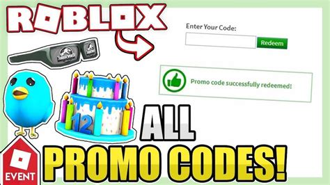 A Guide To Promocodes Roblox For Robux