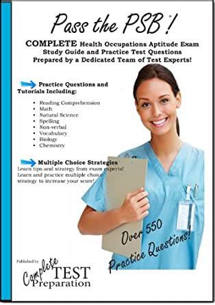 Psb Testing Study Guide