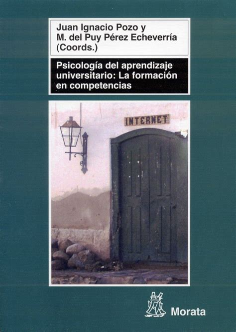 Psicologia Del Aprendizaje Universitario