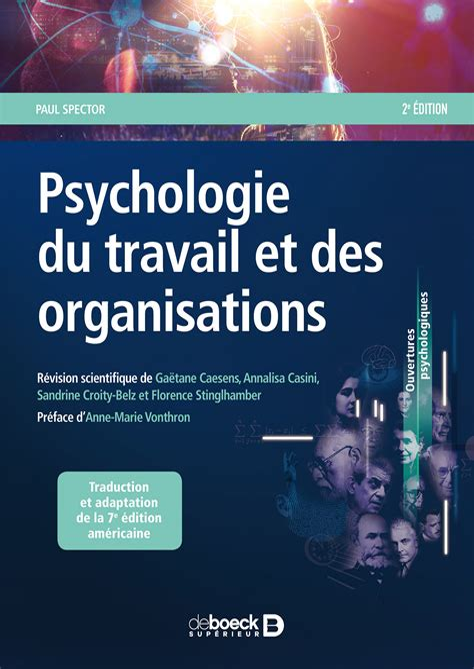 Psychologie Du Travail