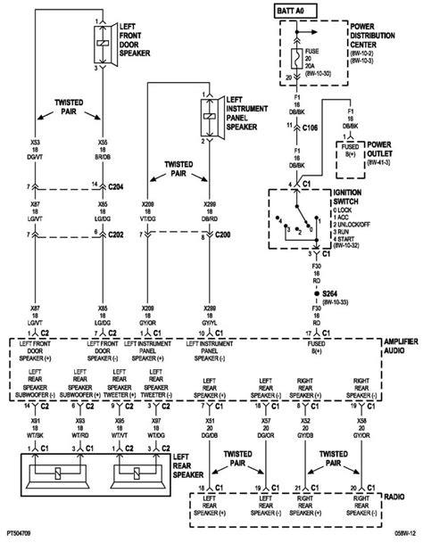 Pt Cruiser Electrical Diagram
