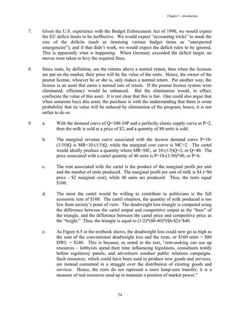 Public Finance Harvey Rosen Solution Manual
