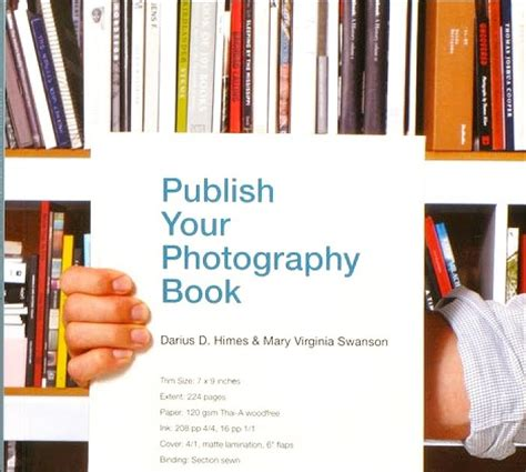 Publish your photography book /anglais