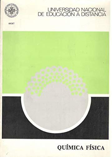 Química física (UNIDAD DIDÁCTICA)