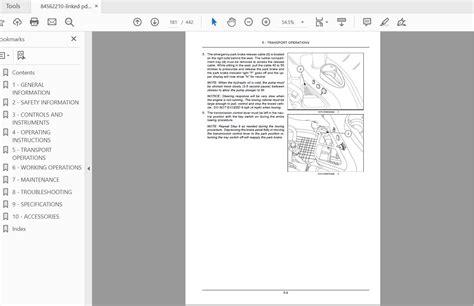 Quadtrac Operators Manual