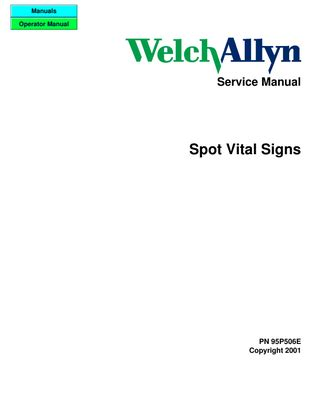 Quality Manual For Applied Technical Services Inc