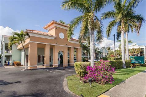 Hotel Near Me Deals Up To 85 Off Quality Inn Boca Raton Fl