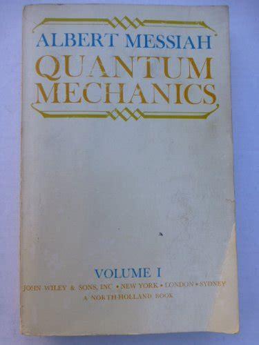 Quantum Mechanics Messiah Solution Manual
