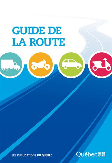 Quebec Driving Manual