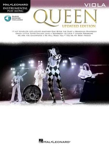 Queen Viola Alto Cd Instrumental Play Along