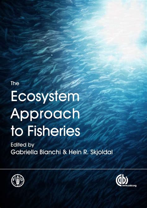 Quest For Sustainable International Fisheries Cabi