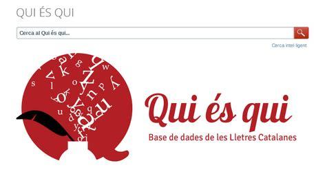 Qui és qui a les lletres catalanes. Repertori d'autors vivents d'obres de creació literària en llengua catalana