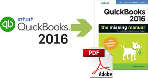 Quickbooks 2016 The Missing Manual