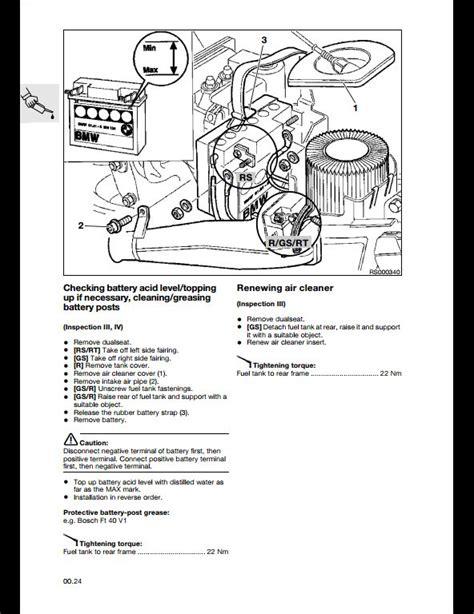 R1100rt Service Manual