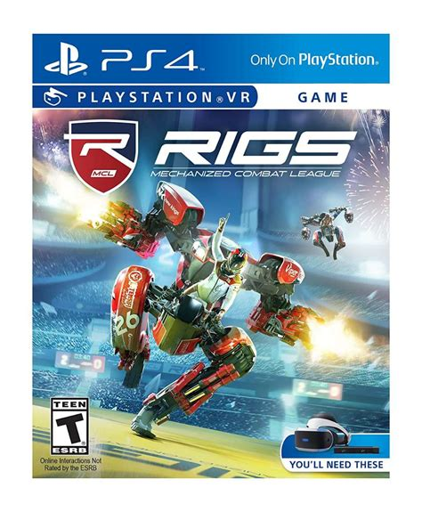 RIGS: Mechanized Combat League