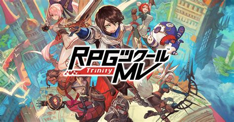 RPG Maker MV Trinity