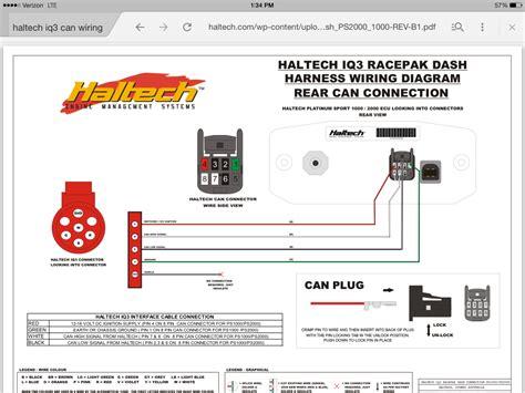 Racepak Wiring Diagram