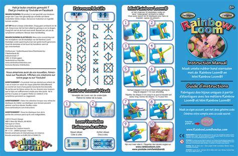 Rainbow Loom Instruction Guide