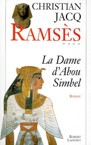 Ramses Tome 4 La Dame D Abou Simbel