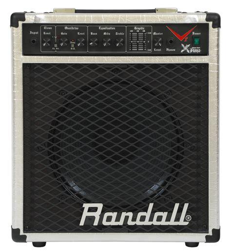 Randall V2 Amplifier Manual