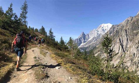 Randonnees Autour Du Mont Blanc