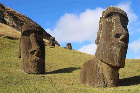 Rapa Nui Lile De Paques