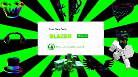 5 Things Rbx World Promo Code