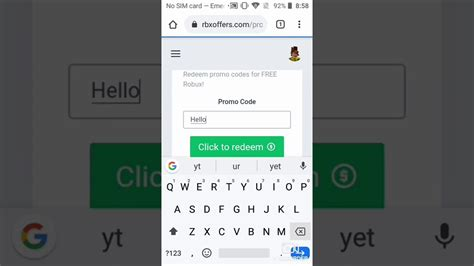 The Little-Known Formula Rbxoffers New Codes