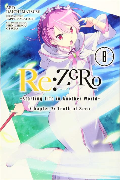 Re Zero Starting Life In Another World Chapter 3 Truth Of Zero Vol 3