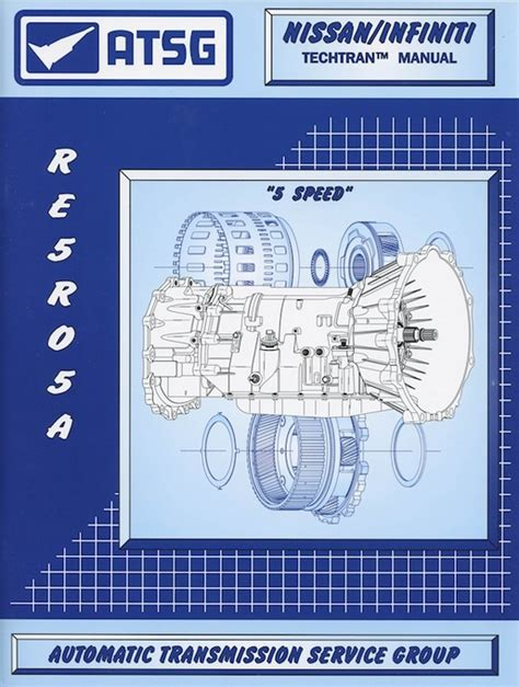 Re5r05a Transmission Repair Manual Nissan