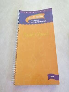 Read Soar Teachers Manual Level 5