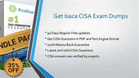 Real CISA-KR Dumps Free