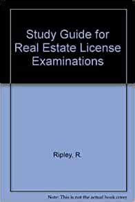 Real Estate License Study Guide