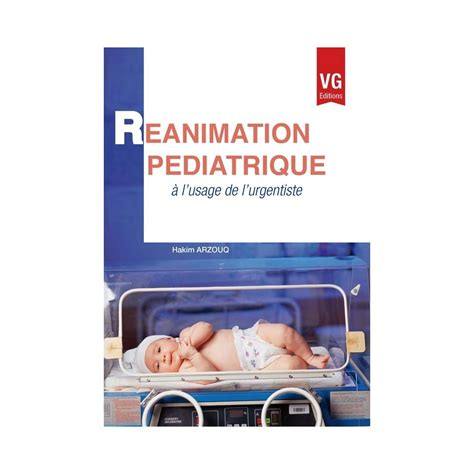 Reanimation Pediatrique