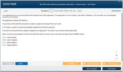 Reasonable MS-100 Exam Price
