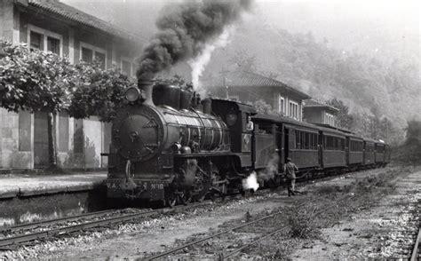 Recuerdos Del Ferrocarril El Vasco