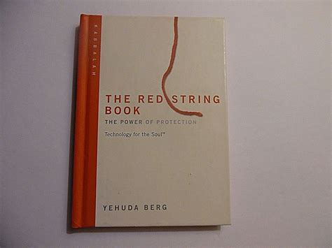 Red String Book Technology For The Soul